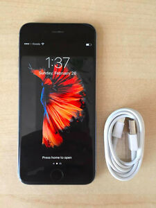 Mint Condition iPhone 6S - Koodo/Telus - 16GB - With Cable