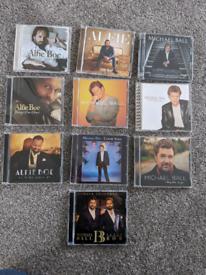 Job lot Michael Ball / Alfie Boe CDS