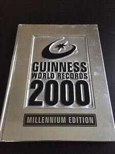 Brand New Book of World Records Millennium Edition