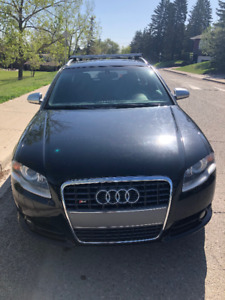 2007 AUDI S4 IMMACUALTE CONDITION