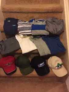 Men's Clothing - Shirts & Hats.