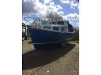 For sale Seafarer 21ft boat