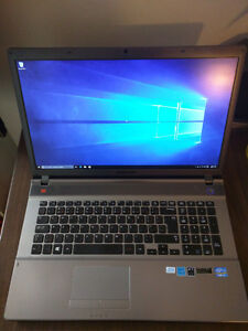 "Laptop Samsung 17.3"" Core i7, 8Gb, 1Tb, Geforce GT 630M, Bluray"