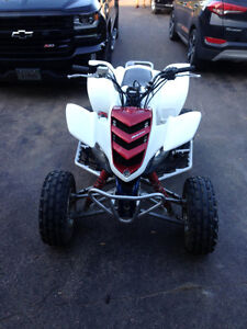 REDUCED. great shape YAMAHA RAPTOR 660