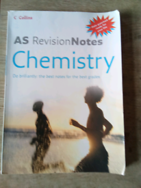 AS and A-level Chemistry books