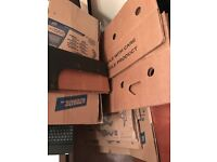 12 x Cardboard Boxes