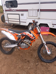 Looking to sell my ktm 350sxf