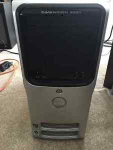 "Dell e521 Desktop and 22"" widescreen monitor"