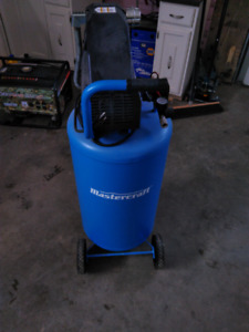 Master craft air compressor
