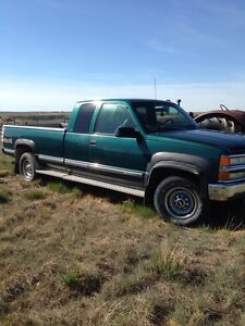 1998 Chevy 3/4 ton truck
