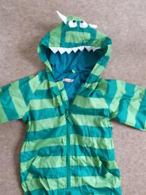 Cute kids monster Puddle suit bluezoo age 2-3 (24-36 months)