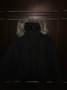 Lightly Used North Face Jacket - Goose Down