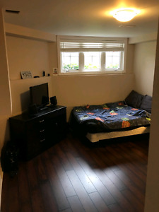 Large bedroom available September 1 for working professionals