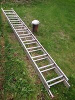 12 Foot Ladder FOR SALE - Extendable to 24 Feet