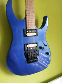 Ibanez project guitar
