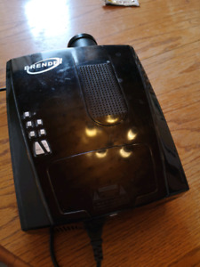 brendel HDMI projector and screen