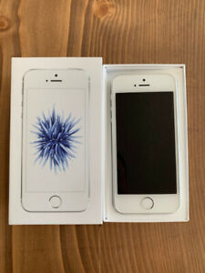 Apple iPhone SE /  16GB / White / LOCKED TO T-MOBILE USA