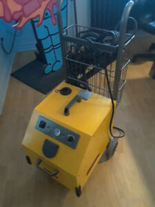 Mr-1000 commercial steamer in very good condition