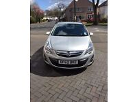 VAUXHALL CORSA SE 1.4 Silver Petrol for SALE £4200
