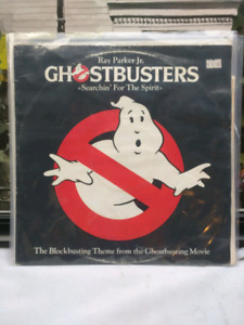 Ghostbusters EP 12-inch single