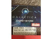 2 tickets to Alton towers 8th September