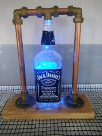 Battery bottle light