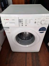 Bosch washing machine (free delivery)