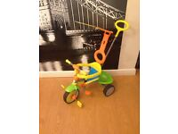 Grow and go kids children's tike bike