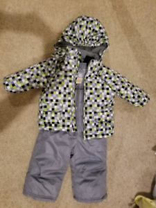 Toddler size 1 snow suit
