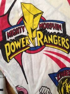 1996 power rangers bed sheet Gatineau Ottawa / Gatineau Area image 5
