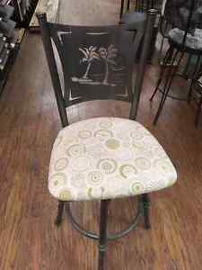 Bar Height Chairs $50 each Cambridge Kitchener Area image 4