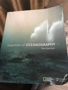 Essentials of |Oceanography 7 e by Garrison