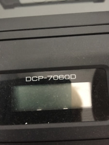 BROTHER DCP 7060D LASER PRINTER