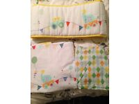 Mothercare Roll Up Roll Up Crib Bale Set