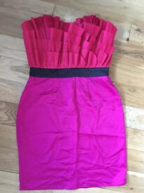 Lipsy dress size 10. Never worn only tried on