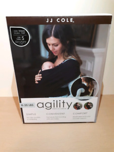 JJ. Cole Agility Baby carrier brand new great as a gift!