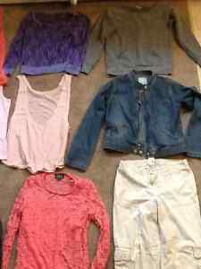 Variety of women's tops and clothes Forsale