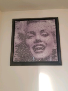 Cadre marilyn monroe frame picture