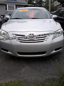 2007 Toyota Camry LE.4 cly