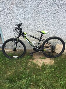 Cannondale trail youth bike