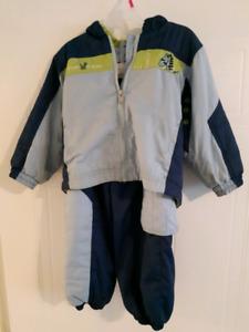 30m Gagou fall coat and pants
