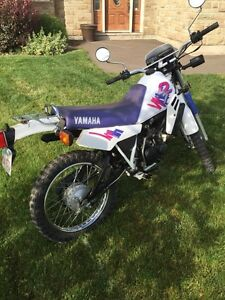1988 Yamaha- DT50  -street legal- trade for honda ruckus or Grom