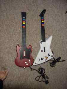 PS2/Wii Guitars