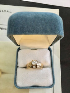 Wedding Set for sale with appraisal