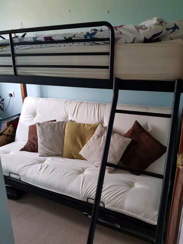 Miraculous Bunk Bed With Double Sofa Bed In Gloucester Gloucestershire Gumtree Beatyapartments Chair Design Images Beatyapartmentscom