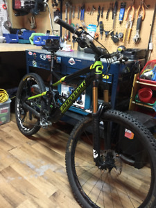 Vélo 2015 Cannondale Jekyll Team Fox Factory Enduro All-Mountain