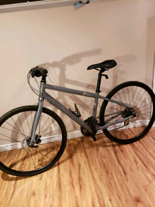 2016 Norco indie hybrid commuter bike