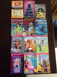 """Youth, Tween books """"Candy Apple"""", Scholastic"""