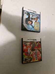 Ds & 3Ds games