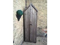 Wooden Sentry Box Garden Store Garden Shed QUICK SALE
